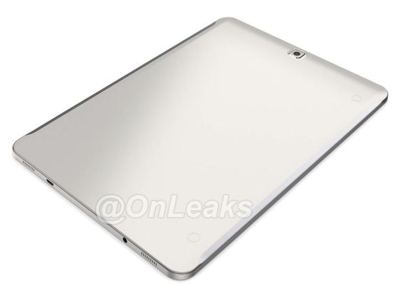 More Galaxy Tab S2 renders emerged. Looks like Galaxy A series