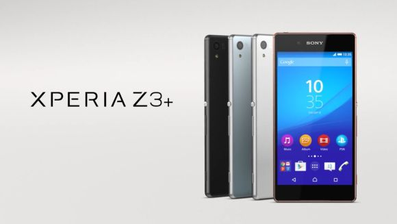 The Xperia Z3+ is Sony's updated flagship that's thinner, lighter and faster