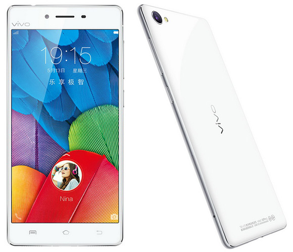 The Vivo X5Pro is finally official, does not really have a 32 MP front cam