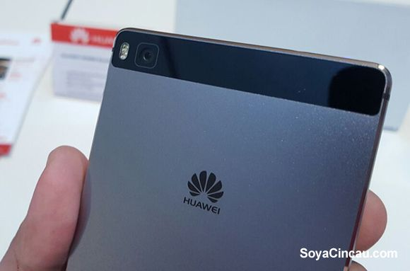 Huawei P8 priced at RM1,799. Pre-order starts today at 3:08PM
