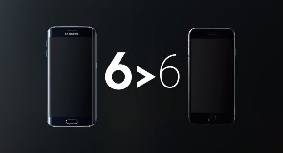 Samsung believes its 6 is better than the other 6