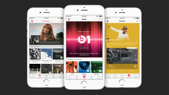 Apple Music takes on Spotify with its own subscription based service