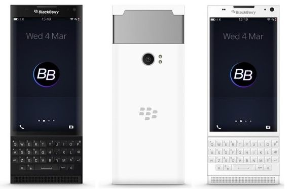 BlackBerry considers making an Android device. Would you be interested?