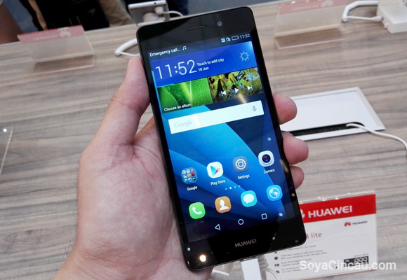 Huawei P8 and P8 Lite now available in Malaysia