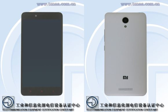 Redmi Note 2 passes certification and here's how it looks like