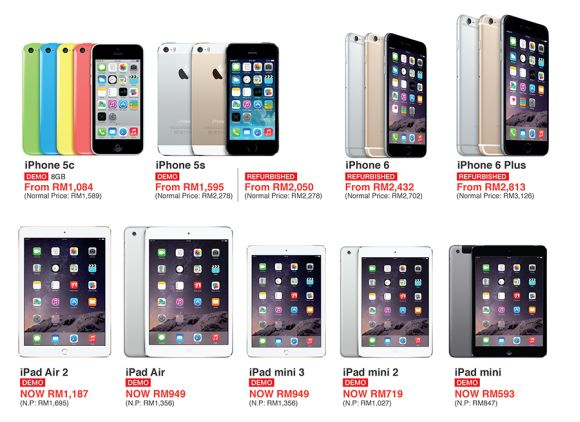 Machines' Apple Products Warehouse sale is happening this weekend