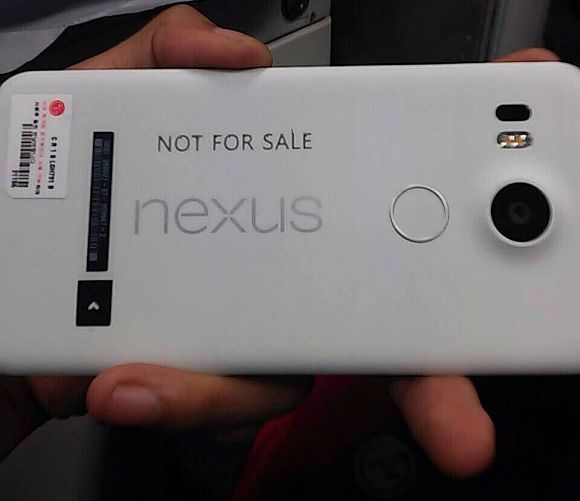More leaks of the 2015 Nexus device appear
