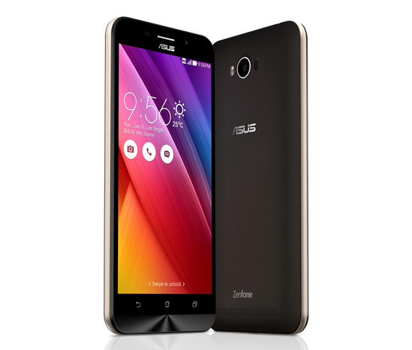 ASUS Zenfone Max lets you go the distance with a 5,000mAh battery