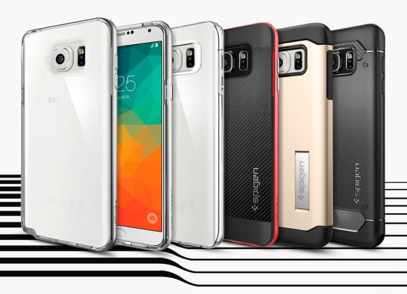 Spigen starts offering Galaxy Note 5 and S6 edge+ cases ahead of launch
