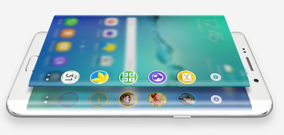 "Samsung to expand its ""Edge"" features on the Galaxy S6 edge+"