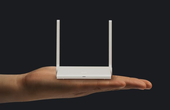 Meet Xiaomi's little router that fits in the palm of your hand