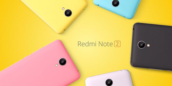 Xiaomi's affordable Redmi Note 2 phablet undercuts other flagships
