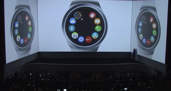 Samsung Gear S2 to be announced next month at IFA2015
