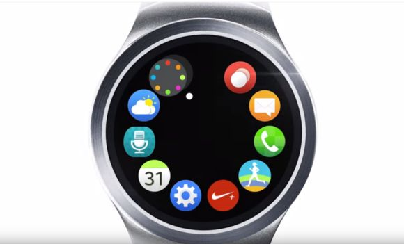 Samsung Gear S2 teaser video is all about the round interface