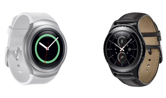 Samsung Gear S2 is officially revealed with a round face. Can it beat the Apple Watch?