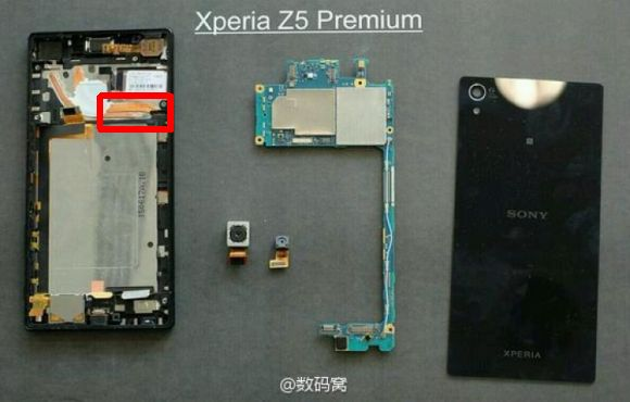 Teardown of the 4K capable Z5 Premium answers how it handles overheating