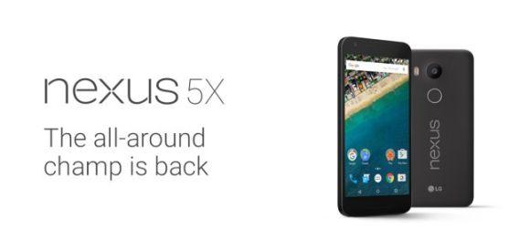 LG Nexus 5X leaked spec sheet reveals a decent mid-ranger