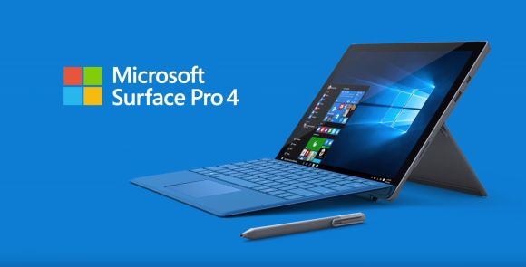 Surface Pro 4: The Tablet that could put Most Laptops to shame