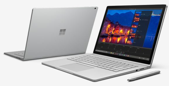 Shocking the world with the most powerful 13-inch laptop; the Microsoft Surface Book