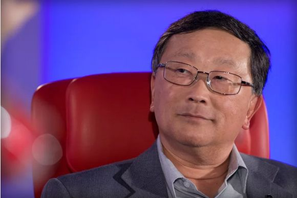 John Chen of BlackBerry says they have to sell 5 million PRIVs or else