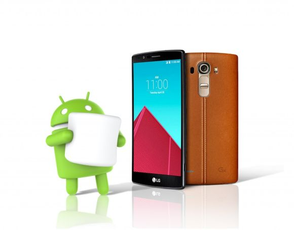 The first (non-Nexus) Android phone to get Marshmallow will be the LG G4