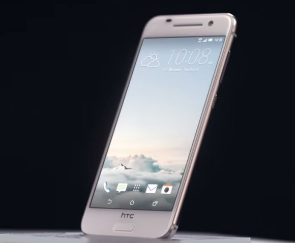 HTC wants to beat the iPhone with a phone that looks like one