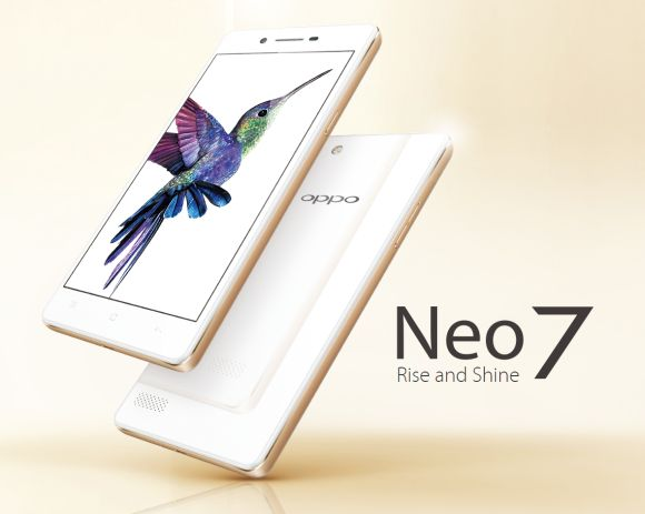OPPO's adds to its arsenal of entry level devices with the Neo 7