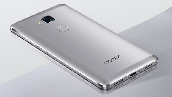 Honor 5X announced. A mid-range 5.5″ phablet with a premium design