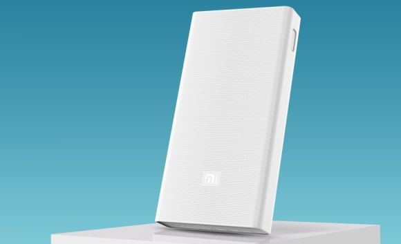 Xiaomi's new 20,000mAh Power Bank is lighter and it can charge itself up quickly