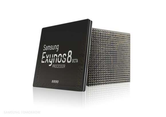 Samsung showcases the Exynos 8890, its latest flagship worthy processor