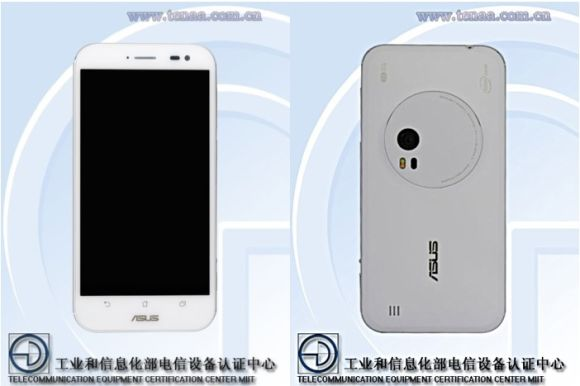 New ASUS Zenfone Zoom variant spotted on TENAA