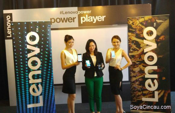 Lenovo Vibe P1 and Vibe P1m officially launched in Malaysia