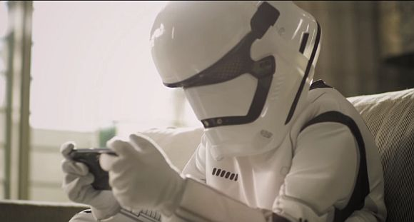 Maxis awoken the force with this cheeky Star Wars ad