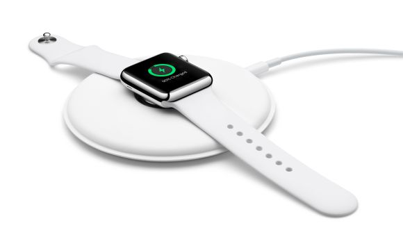 Say hello to Apple Watch's new coaster-like charging dock