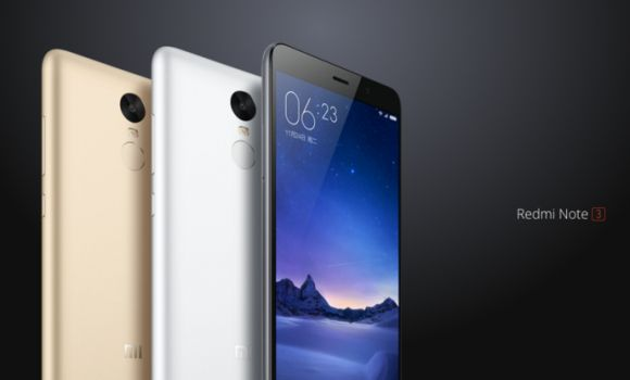 Xiaomi announces the Redmi Note 3: an affordably priced metal-clad phablet