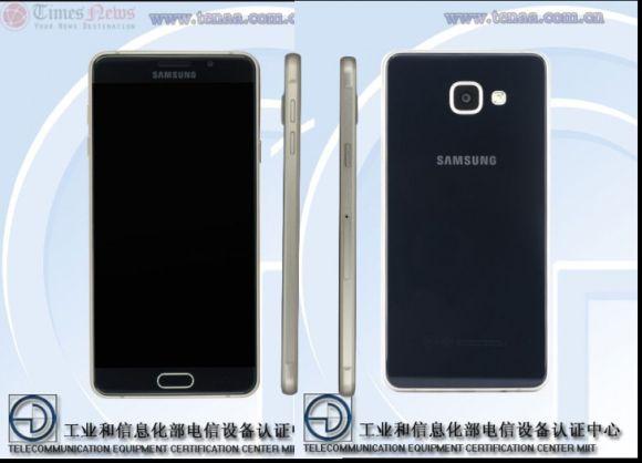 Samsung Galaxy A7 gets the go ahead from TENAA