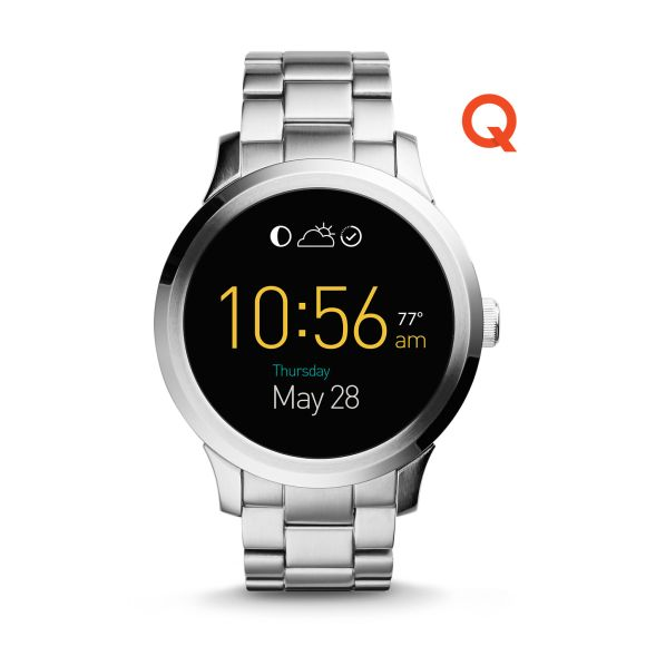 Q Founder: Fossil's first foray into Android Wear