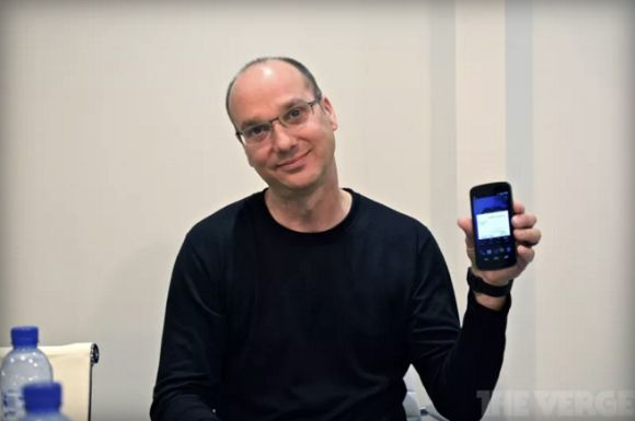 Co-founder of Android might be creating his own smartphone