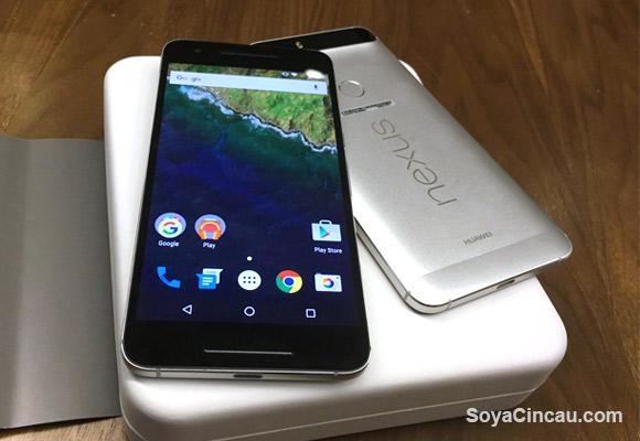 Nexus 6P appears on Lazada with Free Google Chromecast