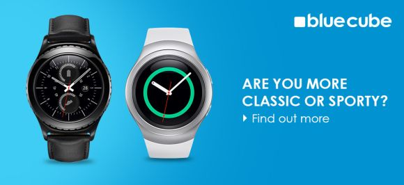 Celcom offers the Samsung Gear S2 at RM400 off