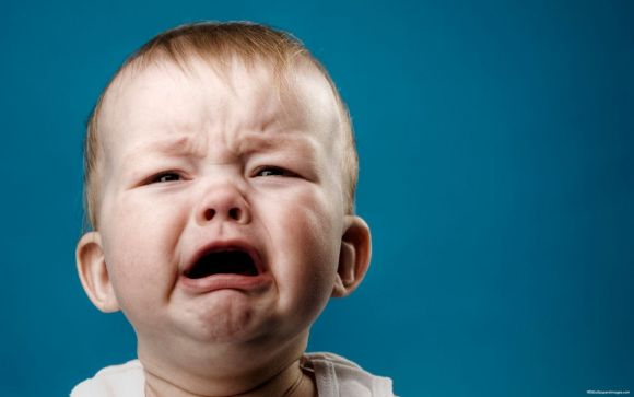 Why is your baby crying? There's an app for that
