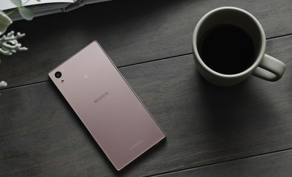 Sony took their time to find the perfect shade of pink for the Xperia Z5