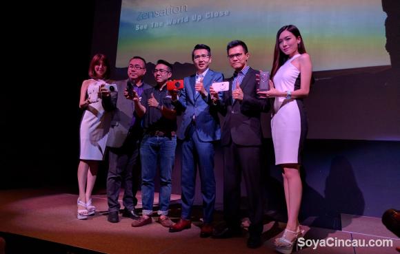 Zenfone Zoom Malaysia Launch
