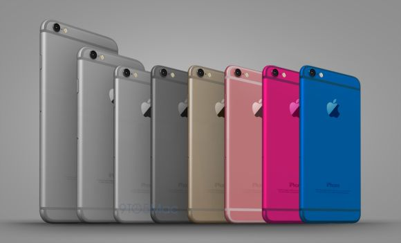Will the iPhone 6c look exactly like the iPhone 6/6s?