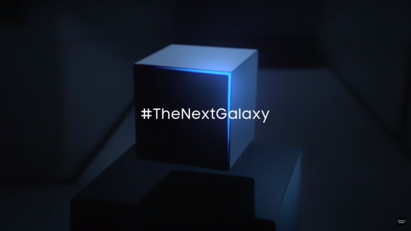 Samsung Galaxy Unpacked 2016 set — one day before MWC2016