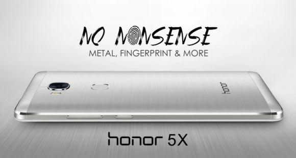 Honor 5X available for pre-orders next week. Price starts from RM899