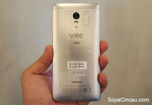Lenovo Vibe P1 gets a Turbo version in Indonesia