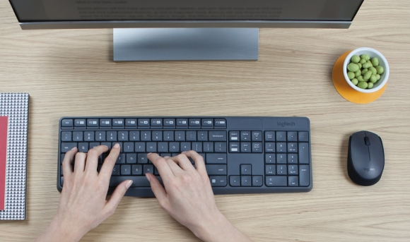 Pick up Logitech's new spill-resistant wireless keyboard and mouse combo for under RM100