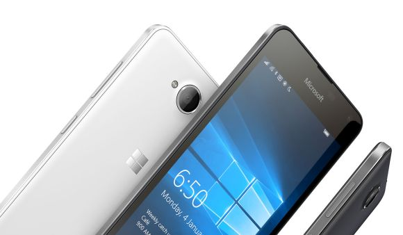 Microsoft Lumia 650 now official. A budget phone that could be better built than its flagship