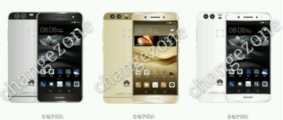It looks like Huawei is rounding out the P9